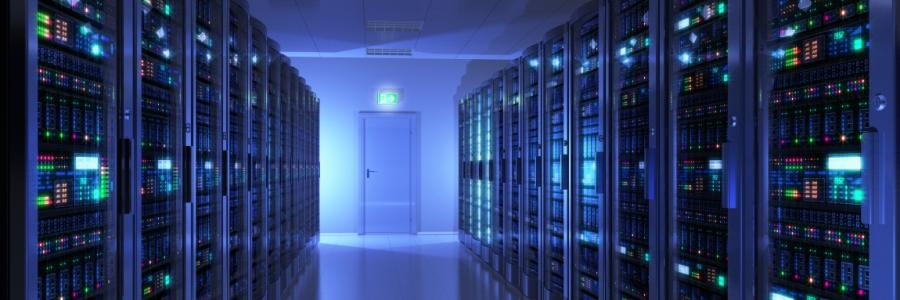 شبکه، رک سرور